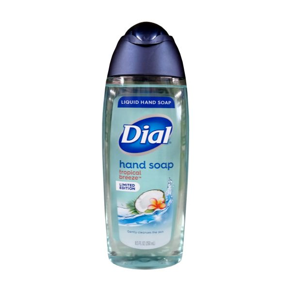 Dial Hand Soap, Tropical Breeze, Limited Edition