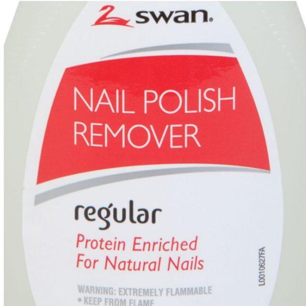 Regular Nail Polish Remover, 6 oz.