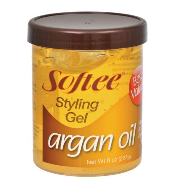 Argan Oil Styling Gel, 8-oz. Jars